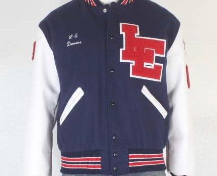 one day le letterman jacket sale jan 12