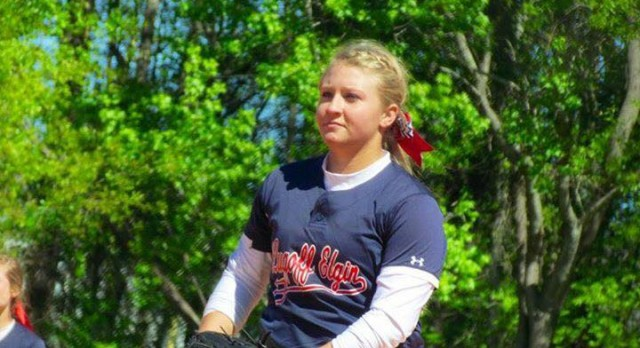 Lunsford named 2016 Midlands Softball Player of the Year
