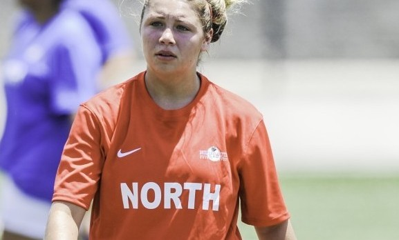 Bailey Lewter Shines in North/South Soccer All-Star Game