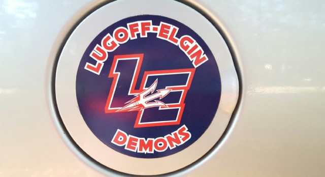 New LE Car Magnets Available!