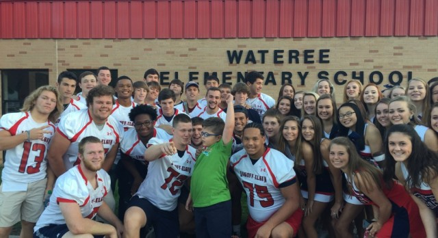 LEAPS back at it- Wateree Elementary