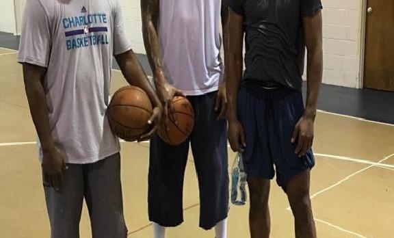 NBA Trainer Akeem Hemingway Coming to Lugoff Elgin!