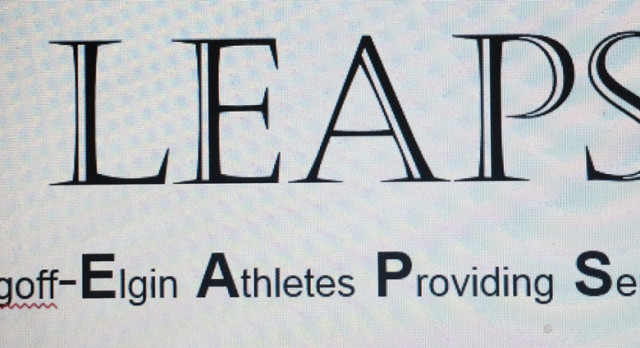 LEAPS scholarship application now available!