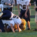 MS 8th Grade Gold Football – Saline vs. Chelsea 9/18/12