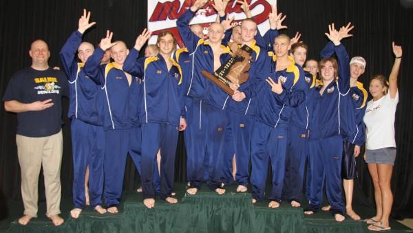 Swim state Champs