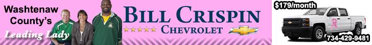 Bill Crispin - title