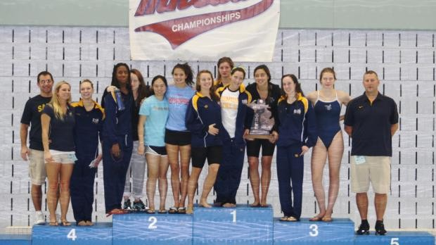 Swim and Dive Finishes Third at States