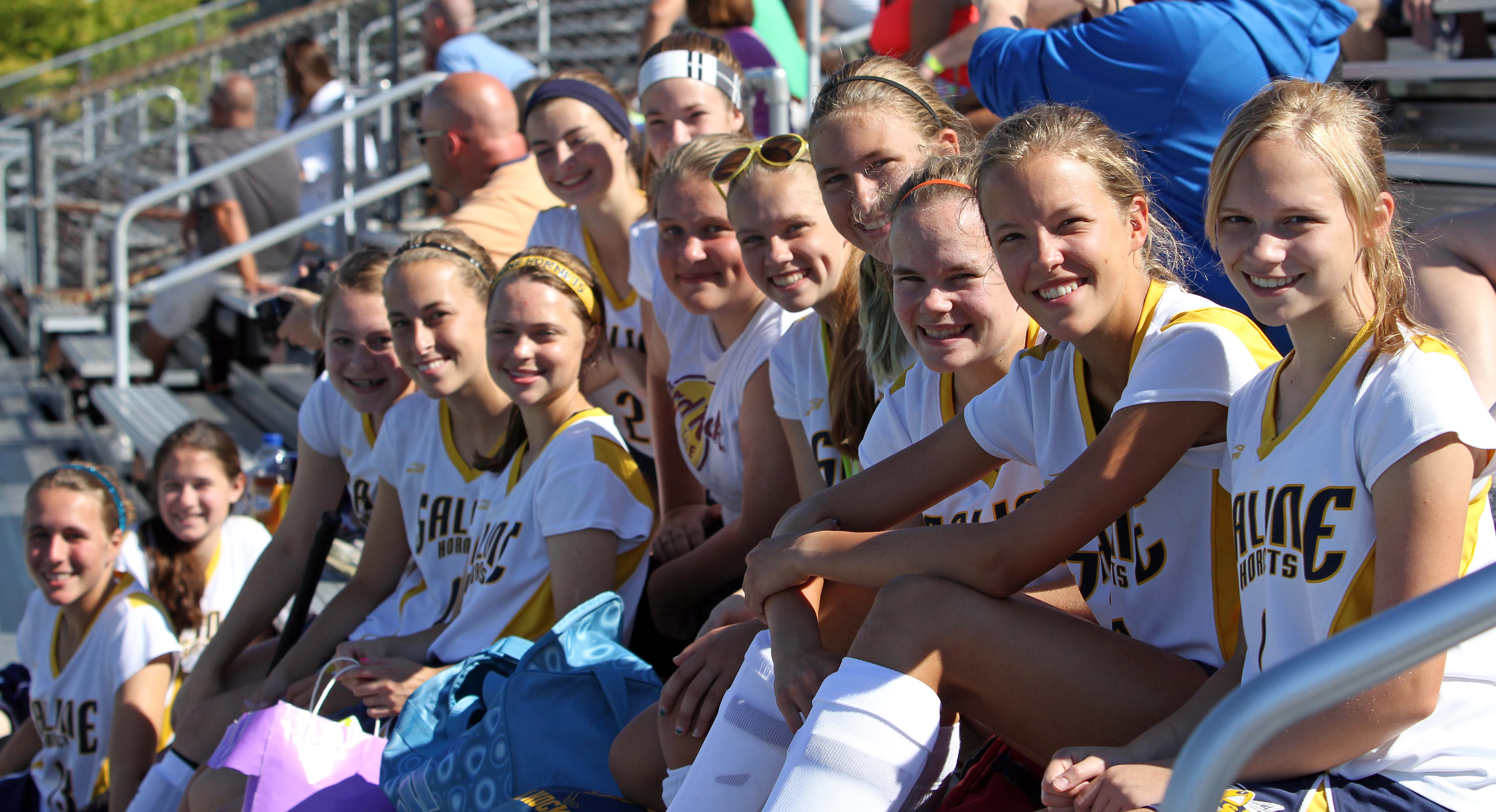 "Hornet Field Hockey ""Corner"""