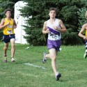 Boys' XC at SEC Jamboree #1