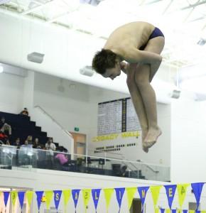 Dakota Hurbis Diving