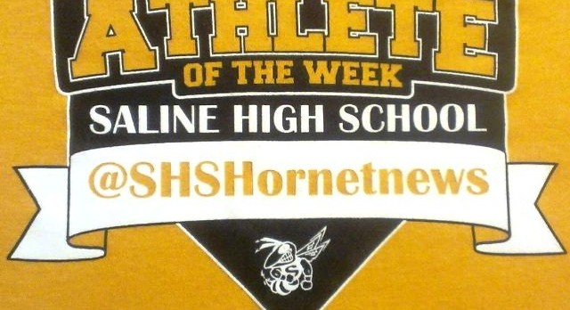 "This Week's ""Athlete of the Week"""