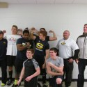 2014 Michigan High School Power Lifting
