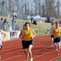 Ann Arbor Pioneer / Skyline vs Saline Track & Field  4/17/2014