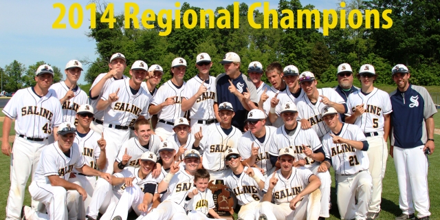 Baseball Winds Regional Title