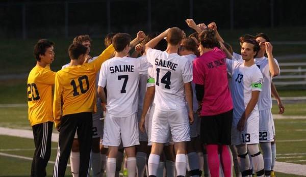 Boys Soccer Advances to MHSAA Regional Finals