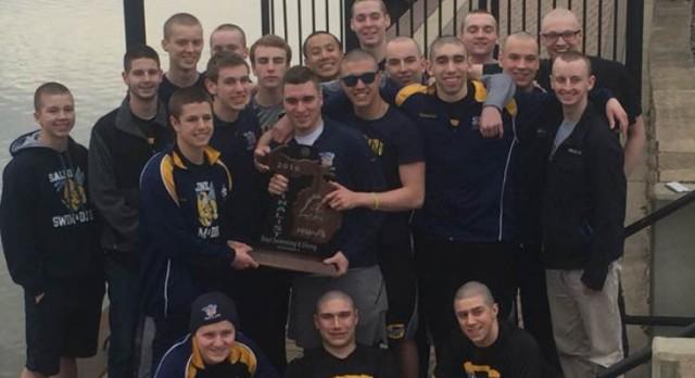 Swim & Dive State Runner-Up