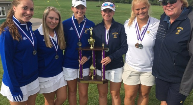The Saline Post: Loftus Leads Hornets to 2nd Place Finish at Pioneer Invitational
