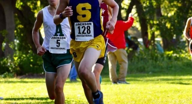 The Saline Post: Saline XC Runs Fast to 2nd Place Finish