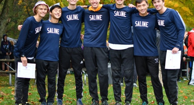 The Saline Post: Saline Wins 7th Straight SEC Championship