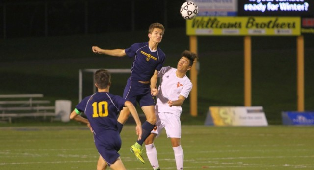 The Saline Post: Saline Blanks Jackson, 2-0, to Advance to District Final