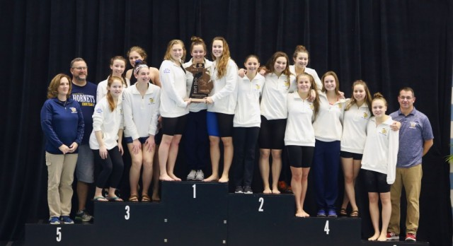 The Saline Post: McPherson, Luther, 400 Team are Champs as Saline 3rd at State Meet
