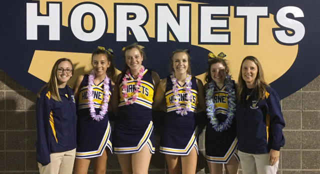 The Saline Post: Cheerleaders to Attend CheerHawaii Camp