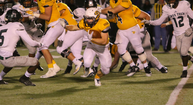 The Saline Post: Cass Tech Edges Saline in Battle of Undefeated Teams