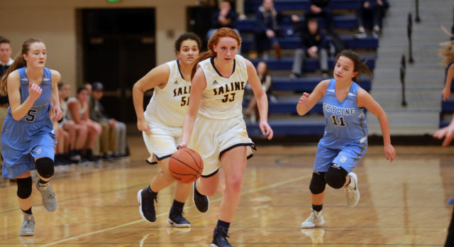 The Saline Post: Lady Hornets Improve to 4-0 in SEC Red
