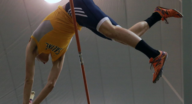 The Saline Post: Track and Field Teams Compete at the University of Michigan