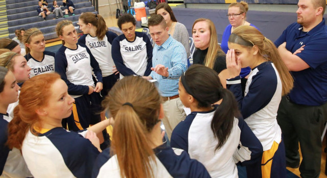 The Saline Post: Waltz's Lady Hornets Turned in an Under-The-Radar Gem of a Season