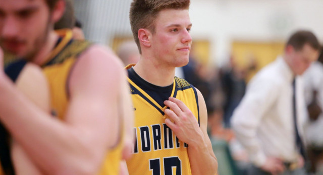 The Saline Post: Hornet Seniors Turned Around The Basketball Program