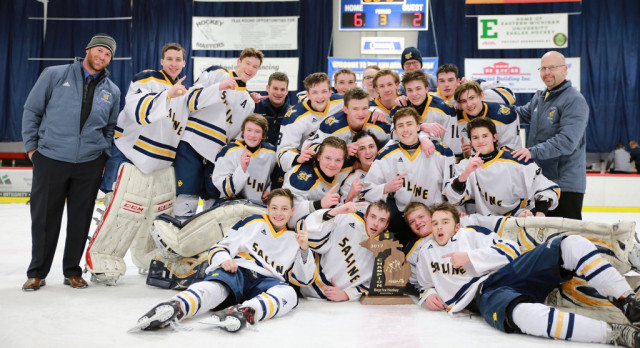 The Saline Post: Saline Beats Skyline, 6-2, to Win First Regional Since 2010