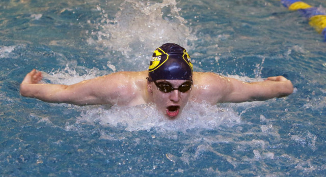 The Saline Post: Hurbis Sets SEC Record, Keith Wins in 4 Events at SEC Meet