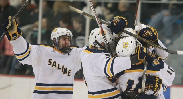 The Saline Post: Saline Comes From Behind to Win Double OT Thriller, Advances to Final Four