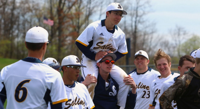 The Saline Post: Kiyabu, FInkbeiner Lead Saline Past Pioneer