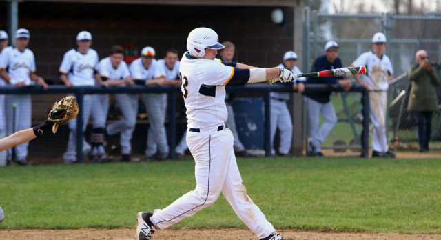 The Saline Post: Daniels, O'Keefe Homer as Saline Slams Pioneer