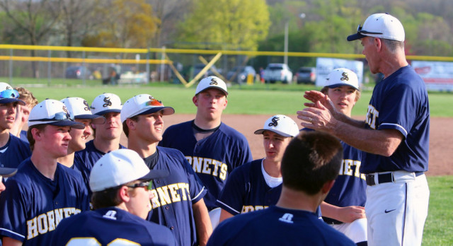 The Saline Post: O'Keefe Homers, Pitches 5 Shutout Innings As Hornets Improve to 6-0 in SEC