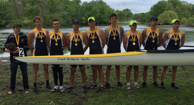 Rowing Team at State Championships