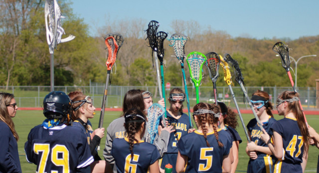 Girls Lacrosse: Track the Tourney