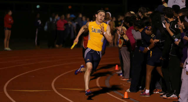 The Saline Post: Track and Field Mega Meet Attracts 2,150 Athletes