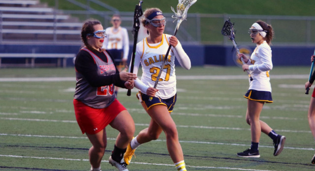 The Saline Post: Saline Girls Lacrosse Advances to Division 1 Quarterfinal