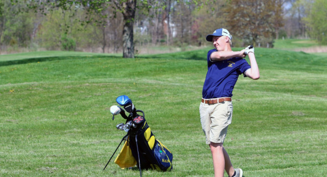 The Saline Post: Saline Wins 3 in SEC