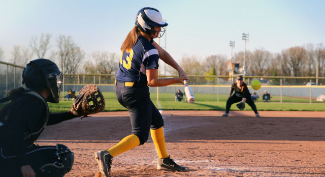 The Saline Post: Saline Rallies to Split Doublheader at Bedford