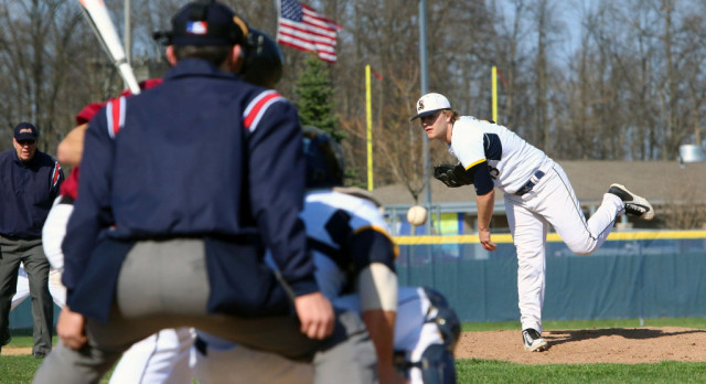 The Saline Post: Saline Splits Doubleheader with Northville