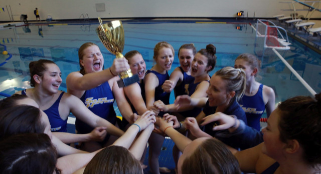 The Saline Post: Water Polo Team Takes 4th in State