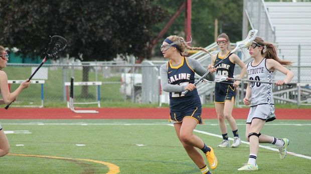 MLive: Quinn Alexis name Ann Arbor News girls lacrosse Player of the Year