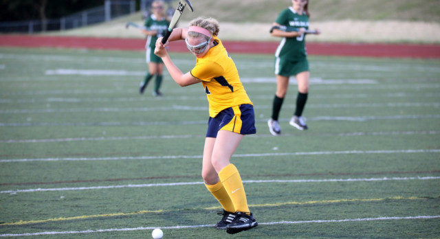 The Saline Post: FIELD HOCKEY: Skelly Scores 2 as Saline Defeats Sacred Heart