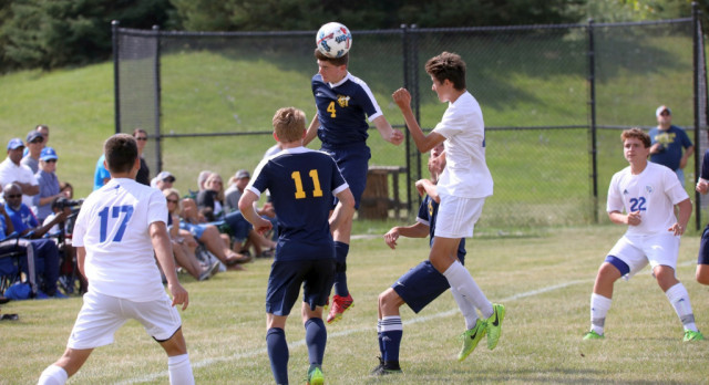 The Saline Post: Gallery: Saline Soccer Takes 2 of 3 Games to Open 2017 Season