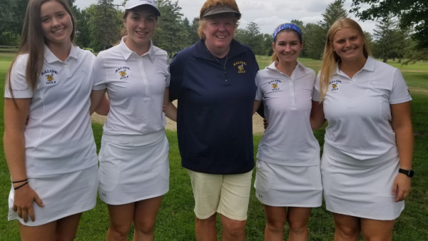 9 hole team record picture