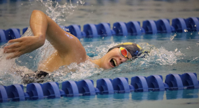 The Saline Post: GALLERY: Saline Swim and Dive Wins Twice in Home Opener